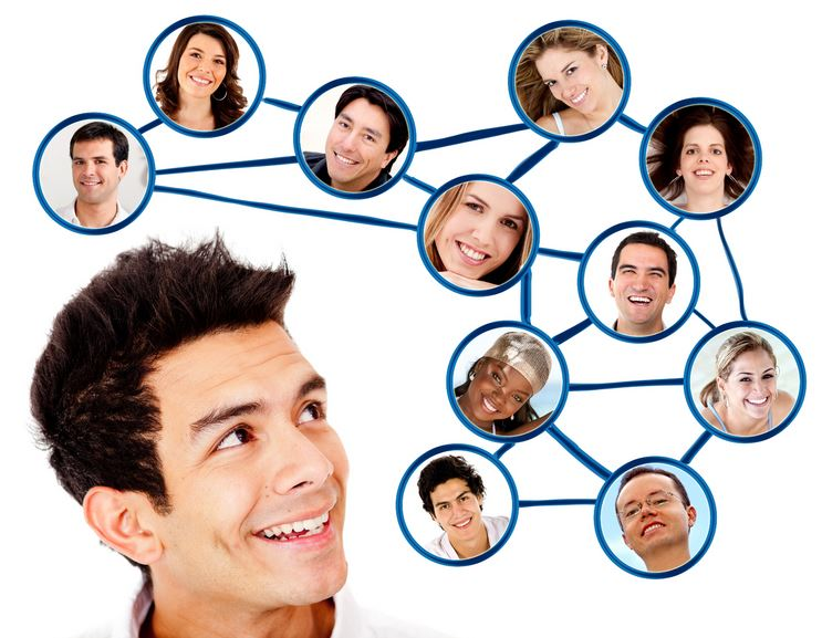 Benefits from Social Networking