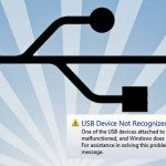 USB Device Not Recognized – Causes and Rectification