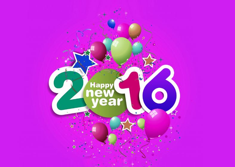 Happy new year images photos 2016