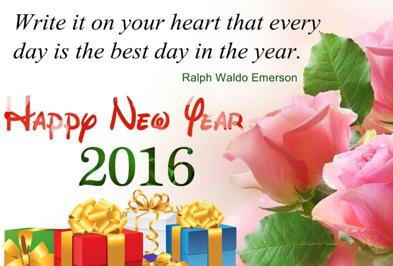 Happy new year 2016 images free download