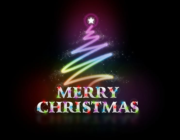 Merry christmas image and picture for free