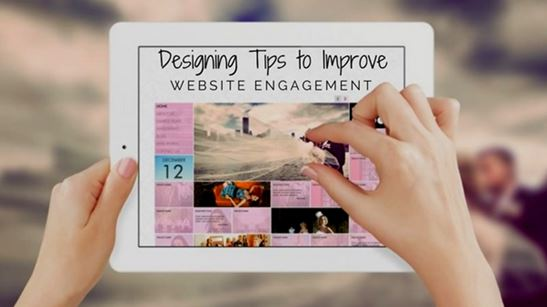 increase website engagement