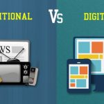 Traditional Vs. Digital Marketing: How to Find the Right Balance