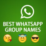 Cool WhatsApp Group Names Ideas For You (2017)