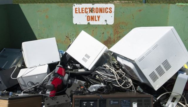 Ways to Recycle Old Electronics