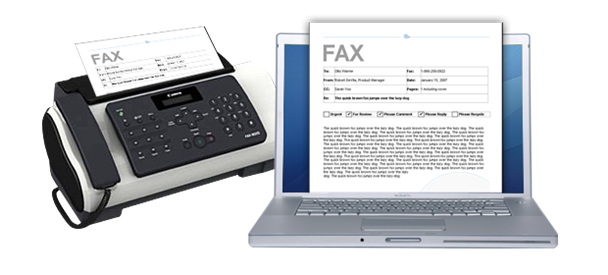 electronic faxing