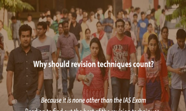 Revision Techniques for IAS Exam