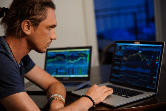 Day In the Life Of A Day Trader